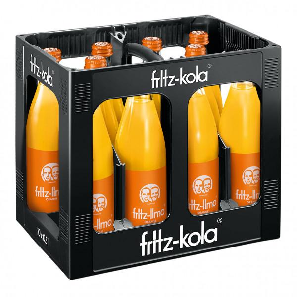Fritz Limo Orange - 10 X 0,5