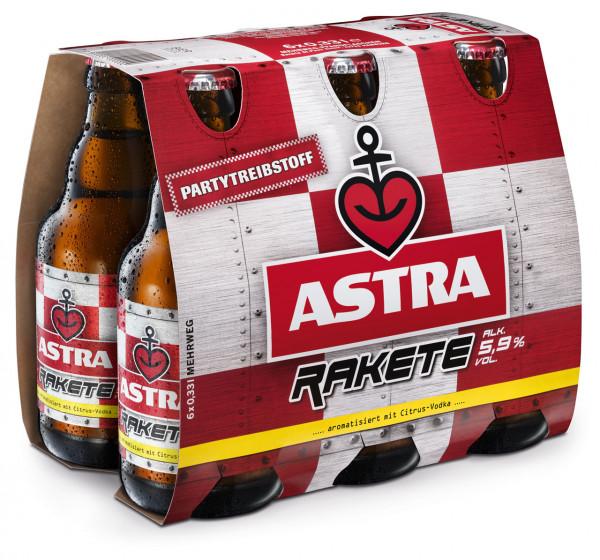 Astra Rakete 6 x 0,33