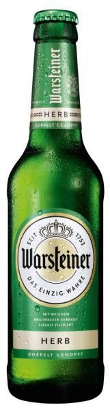 Warsteiner herb 6 X 0,33