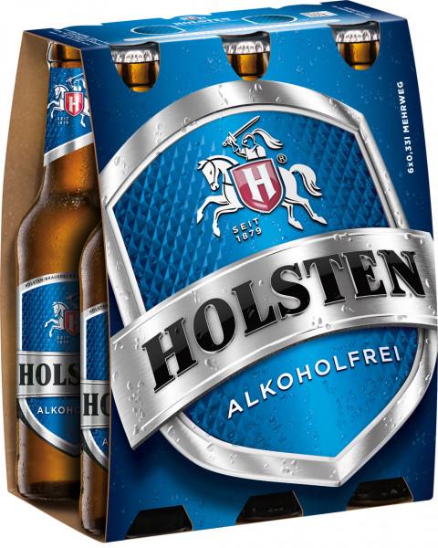 Holsten Alkoholfrei 6 X 0,33