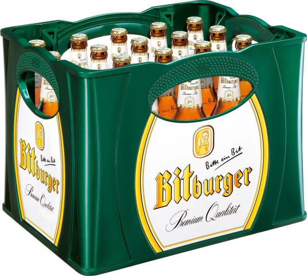 Bitburger Pils - 20 X 0,5