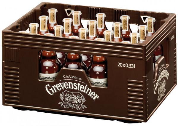 Grevensteiner Original Steinie - 20 X 0,33