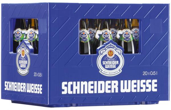 Schneider Weisse Meine HopfenWeisse-TAP5 - 20 X 0,5