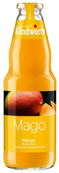 Klindworth MAGO Mango-Nektar - 6 X 1