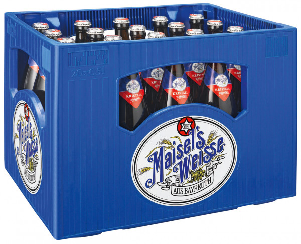 Maisel's Weisse Kristall - 20 X 0,5