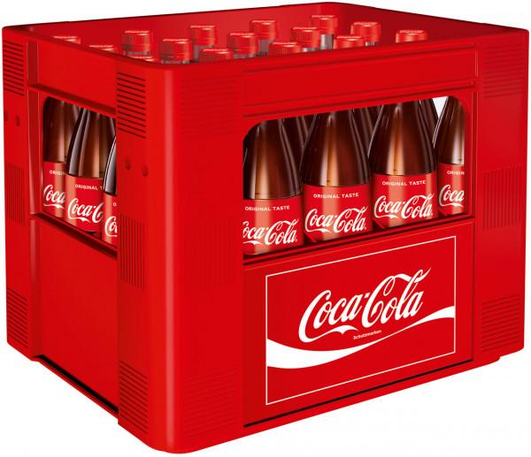 Coca Cola Glas - 20 X 0,5