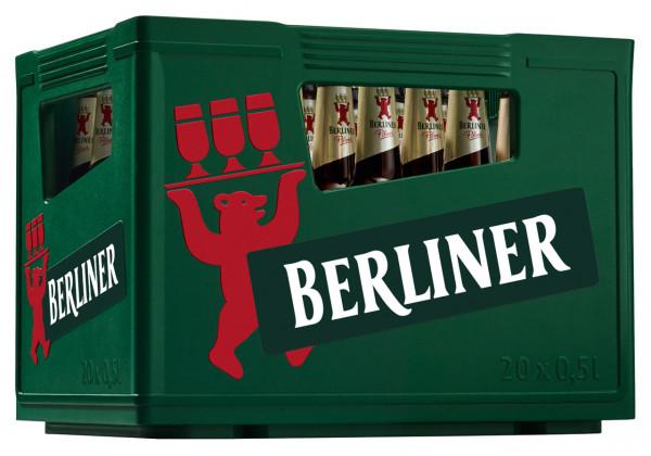 Berliner Pilsener - 20 X 0,5
