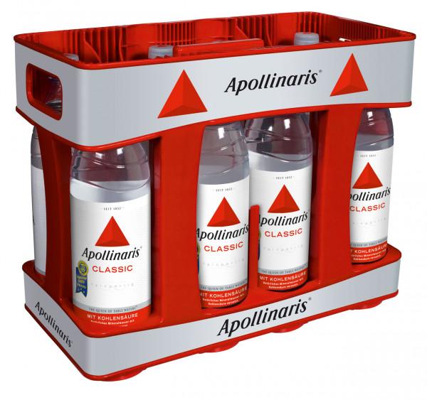 Apollinaris Mineralwasser Classic PET - 10 X 1