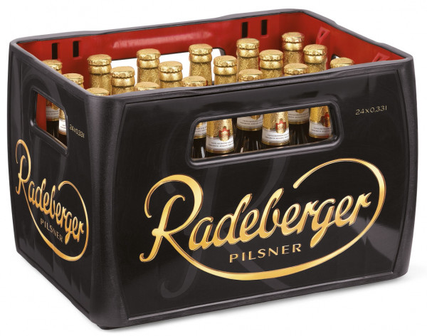 Radeberger Pilsner - 24 X 0,33