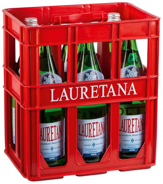 Lauretana ohne Co2 - 6 X 1
