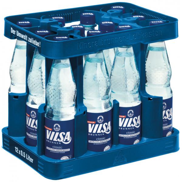 Vilsa Classic PET - 12 X 0,5