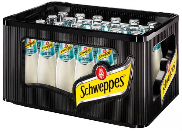 Schweppes Bitter Lemon - 24 X 0,2