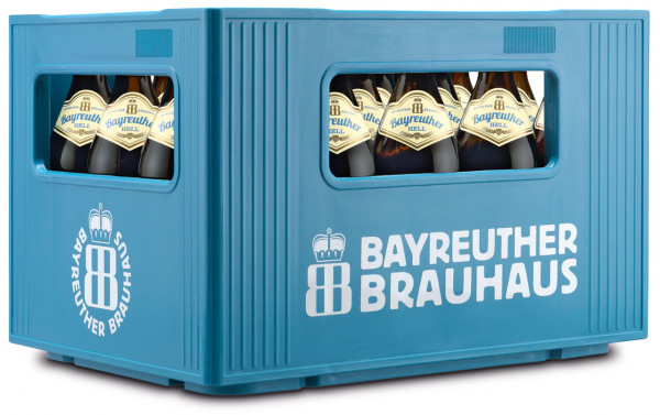 Bayreuther hell - 20 X 0,5
