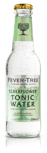 Fever Tree Elderflower Tonic MW - 24 X 0,2