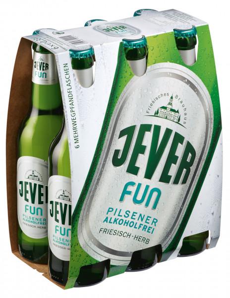 Jever Fun 6 X 0,33