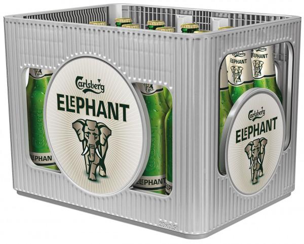 Carlsberg Elephant - 20 X 0,5