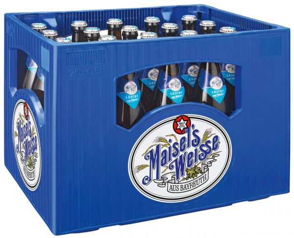 Maisel's Weisse Hell - 20 X 0,5