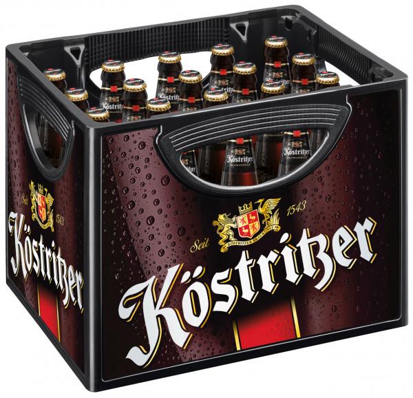 Köstritzer Schwarzbier - 20 X 0,5