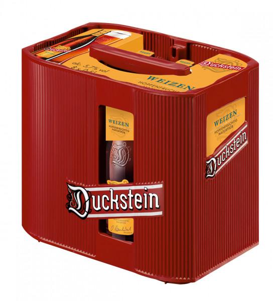 Duckstein Weizen - 8 X 0,5