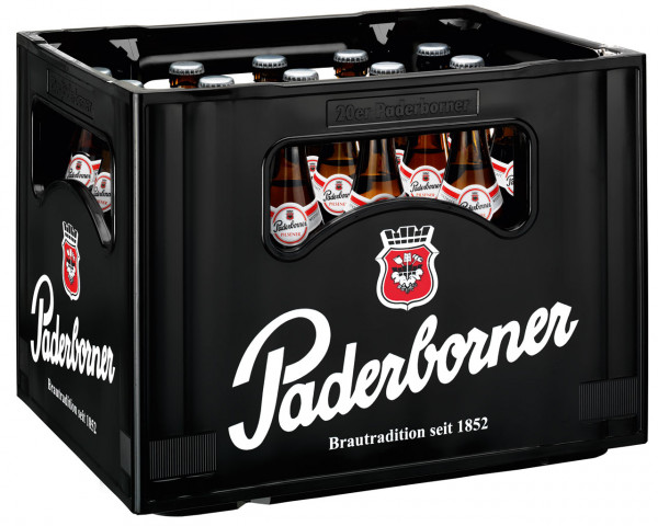 Paderborner Pils - 20 X 0,5