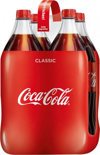 Coca Cola DPG EW - 4 X 1,5