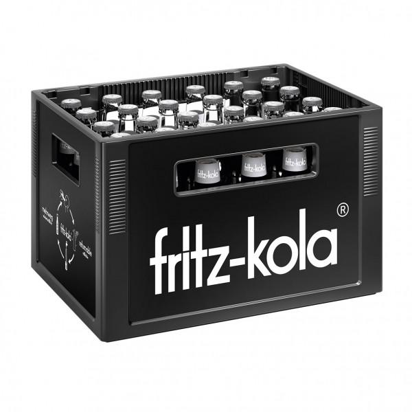 Fritz Kola wenig Zucker - 24 X 0,33