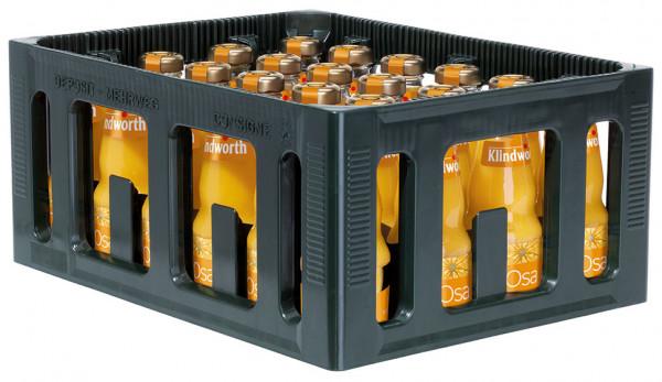 Klindworth OSA Orangensaft - 24 X 0,2