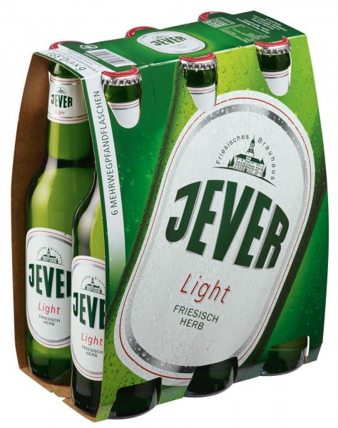 Jever light 6 X 0,33