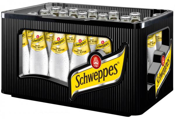 Schweppes Tonic Water - 24 X 0,2