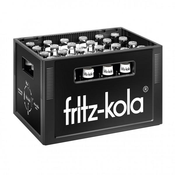 Fritz Kola zuckerfrei - 24 X 0,33