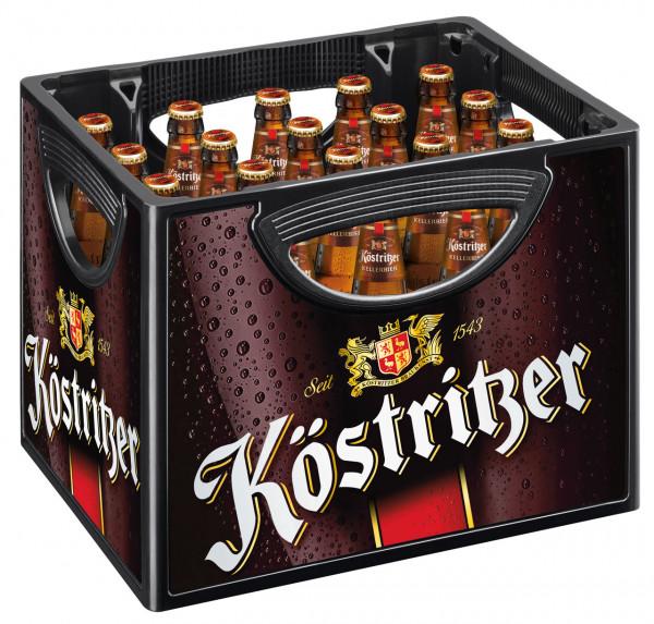 Köstritzer Kellerbier - 20 X 0,5