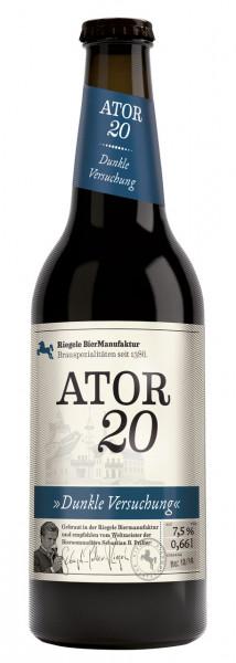 Riegele Ator 20 - 1 X 0,66