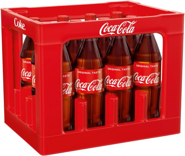 Coca Cola PET - 12 X 1